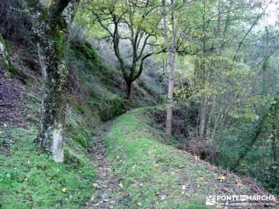 Las Médulas - Valle del Silencio - Herrería de Compludo;singles en madrid la vall d aran